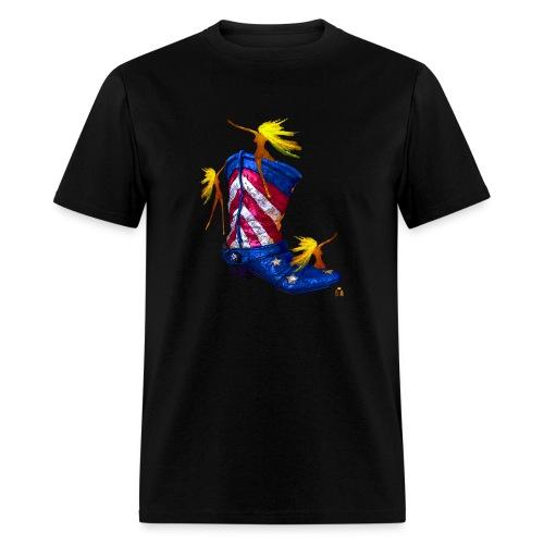 Boot Hoot - Men's T-Shirt