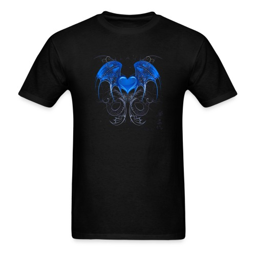 Winged Heart - Men's T-Shirt