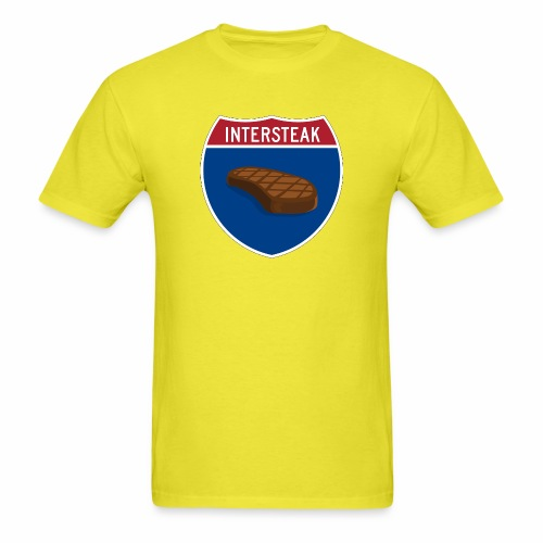 Intersteak - Men's T-Shirt