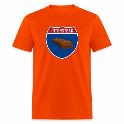 Intersteak - Men's T-Shirt