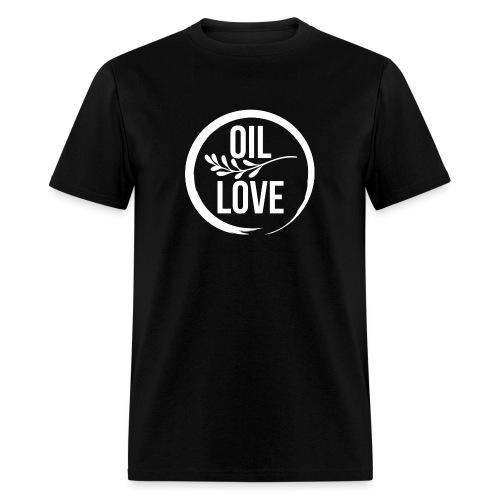 Oil Love - Men's T-Shirt