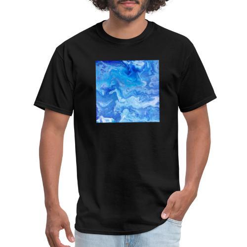 As deep as the ocean and as far as the universe - Men's T-Shirt