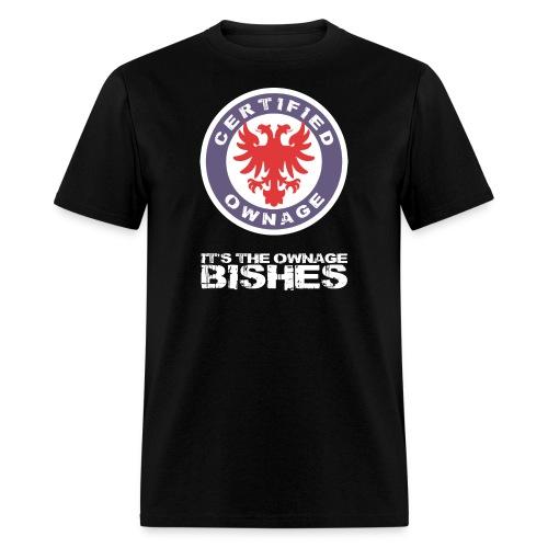 freqhog tshirt2 png - Men's T-Shirt