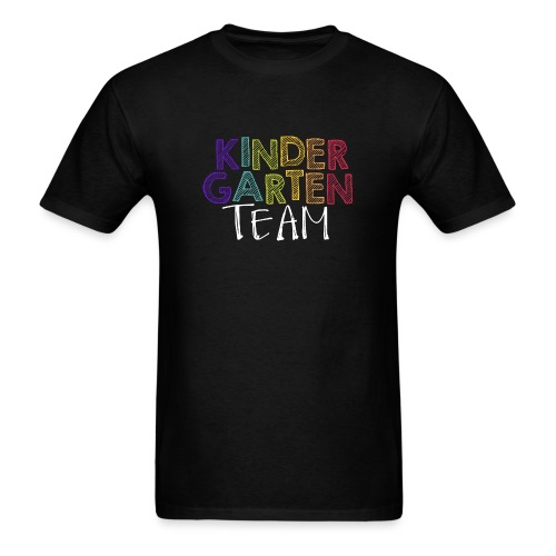 Kindergarten Team Grade Level Team Teacher T-Shirt - Men's T-Shirt
