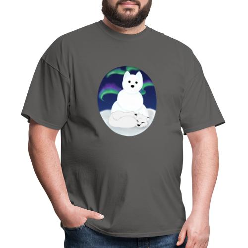 Arctic Aurora - Men's T-Shirt