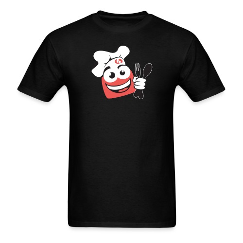 FoodTube Dude - Men's T-Shirt