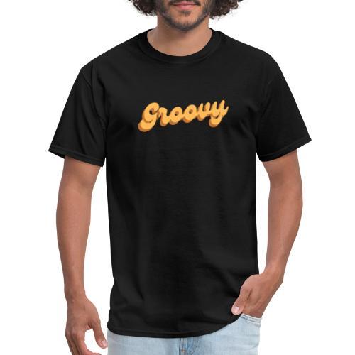 Vintage Groovy - Men's T-Shirt