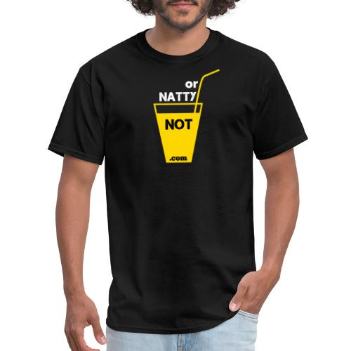 NattyOrNot Signature Shirt - Men's T-Shirt