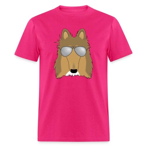 Cool Collie - Men's T-Shirt