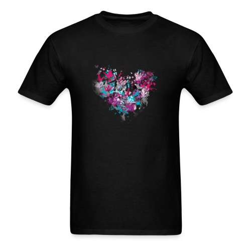 Love Printed T-shirt - Men's T-Shirt