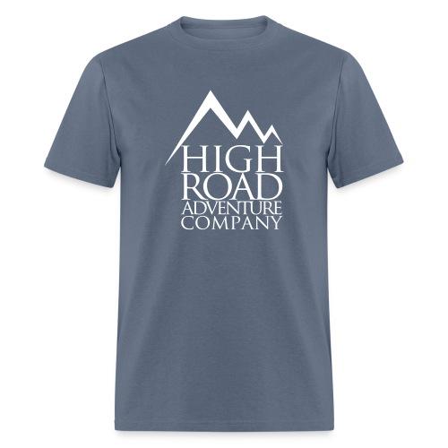 High Road Adventure Company Logo - Men's T-Shirt