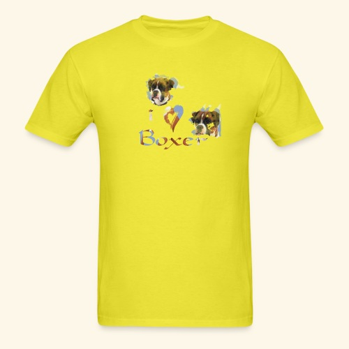 Boxer - Men's T-Shirt