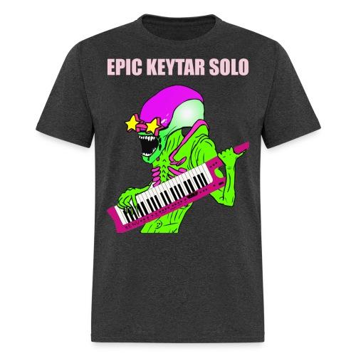 xenufinalrgbwithtext - Men's T-Shirt