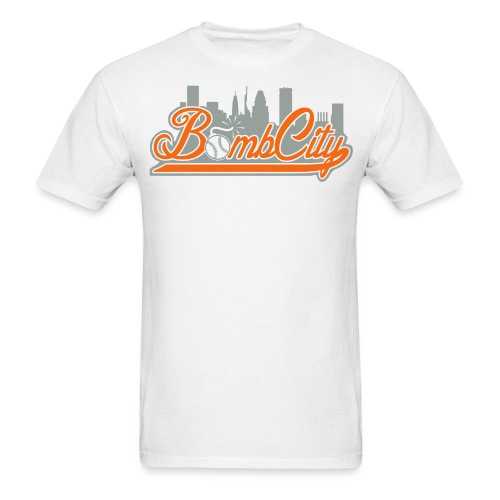 bombcity - Men's T-Shirt