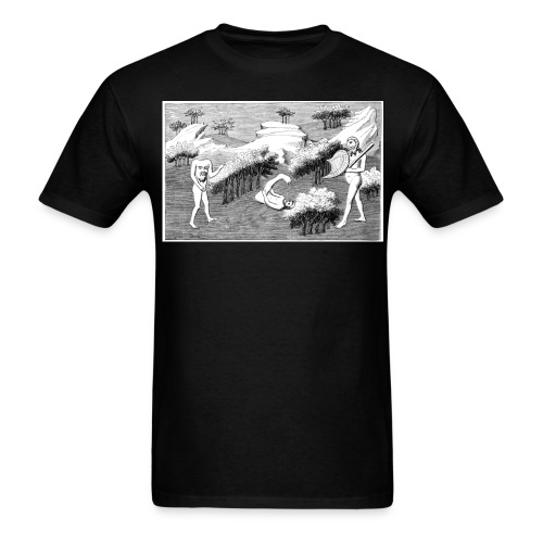 Mandeville Creatures jpg - Men's T-Shirt