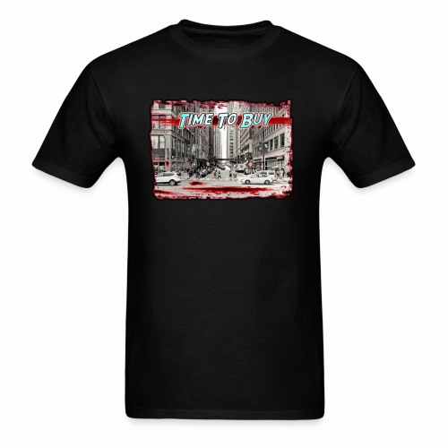 Blood in The Streets T-shirt - Men's T-Shirt