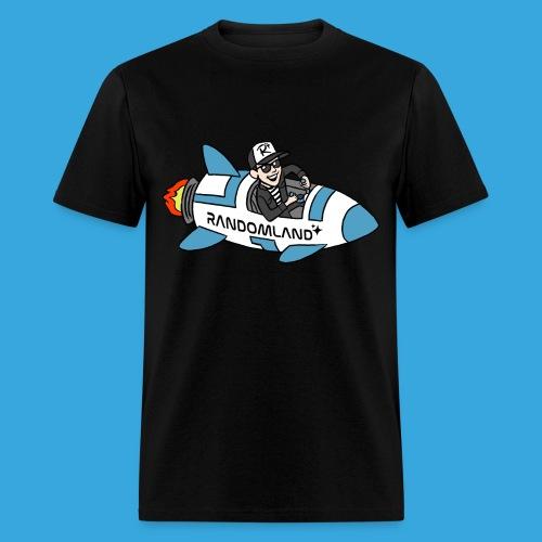 Randomland Rocket - Men's T-Shirt