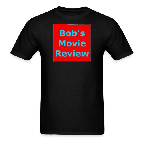 2015 Bob's Movie Review Easter T-Shirt - Men's T-Shirt