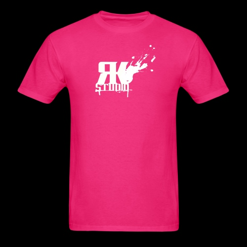 RKStudio White Logo Version - Men's T-Shirt
