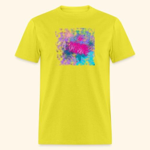 Abstract - Men's T-Shirt
