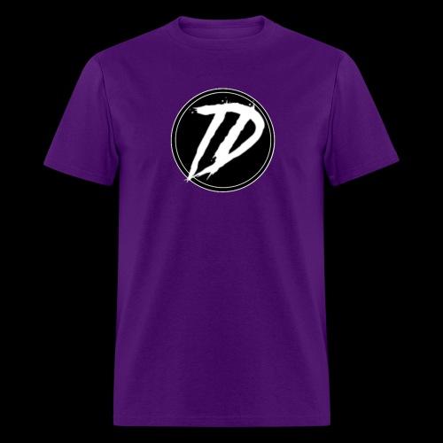 Team DEBUG Logo - Men's T-Shirt