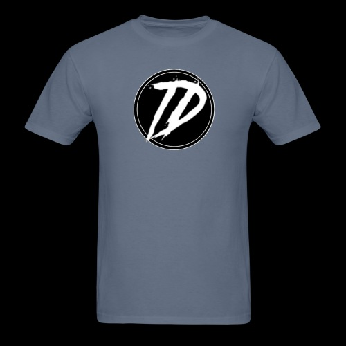 Team DEBUG Logo - Men's T-Shirt