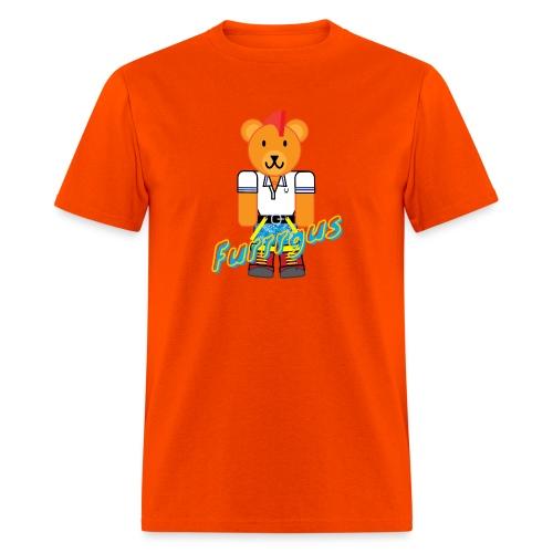 Skinhead Furrrgus - Men's T-Shirt