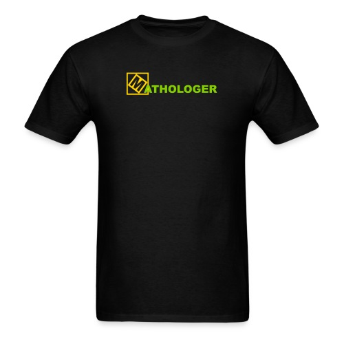 mathologer - Men's T-Shirt