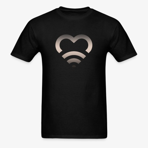 I Heart Wifi IPhone Case - Men's T-Shirt