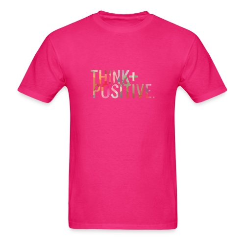 Think Positive - Men's T-Shirt