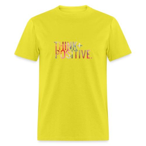 Think Positive - Men's T-Shirt