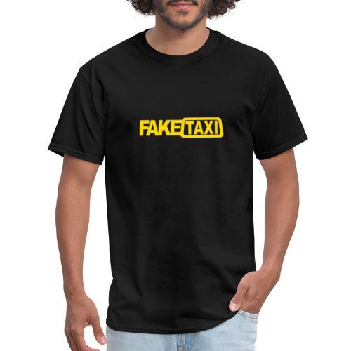 FAKE TAXI hoodie - Men's T-Shirt