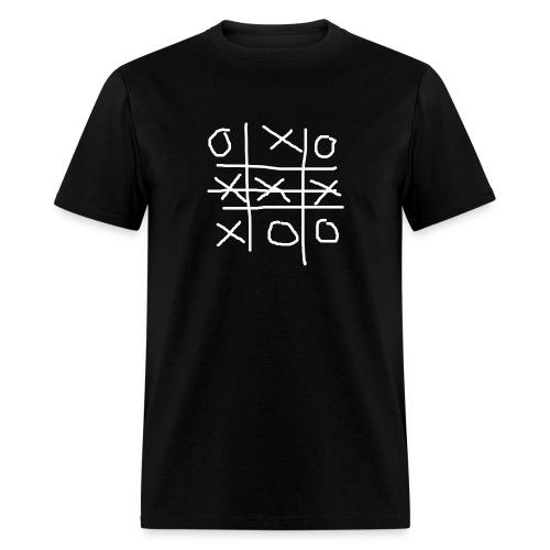 tictac toe b - Men's T-Shirt