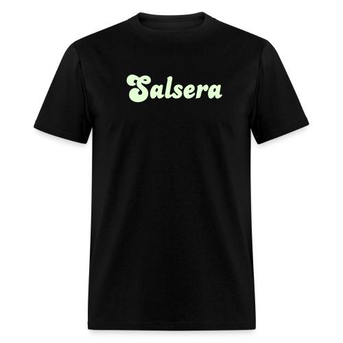salsera black - Men's T-Shirt