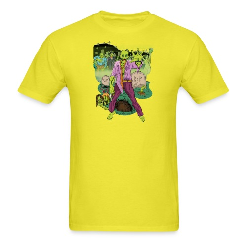 Zombies! - Men's T-Shirt