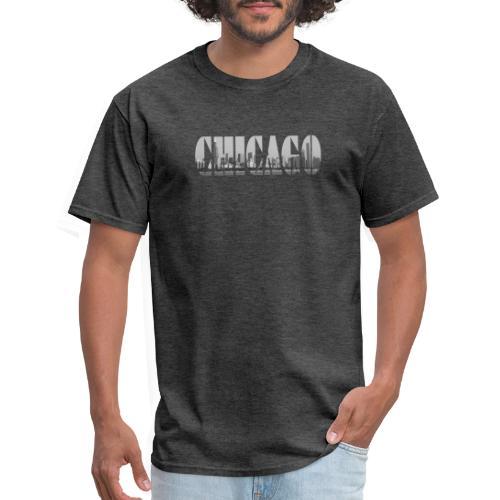 chicago-alpha - Men's T-Shirt