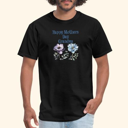Happy Mothers day Grandma - Men's T-Shirt