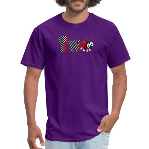 2nd Year Family Ladybug T-Shirts Gifts Daughter - Men's T-Shirt