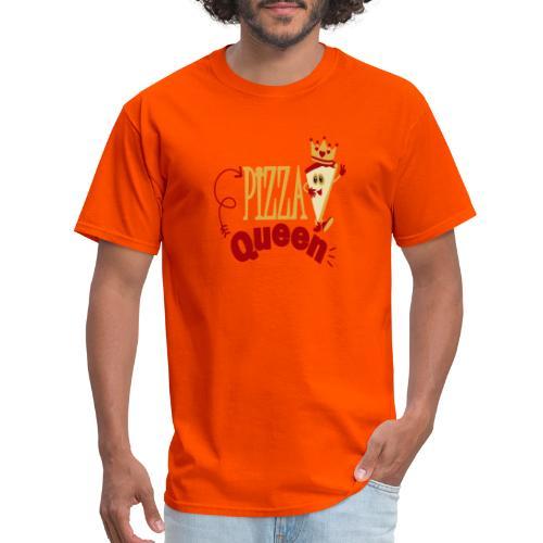 Pizza Queen - Men's T-Shirt