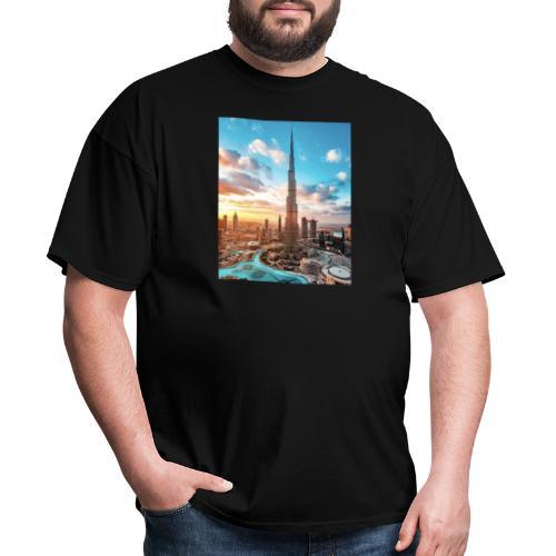Views in Dubai - Men's T-Shirt