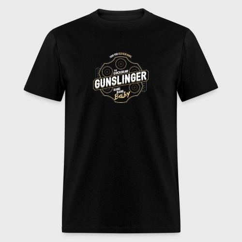 Gunslinger Class Fantasy RPG Gaming - Men's T-Shirt