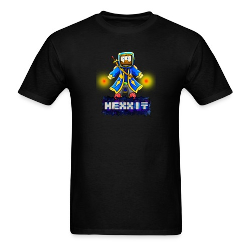 Hexxit T Shirt Design png - Men's T-Shirt
