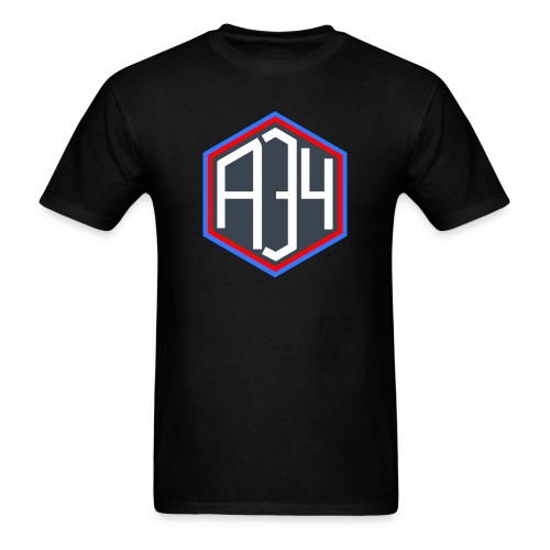 Adrian 34 LOGO - Men's T-Shirt