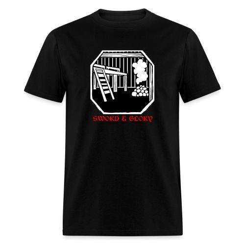 Sauna - Men's T-Shirt