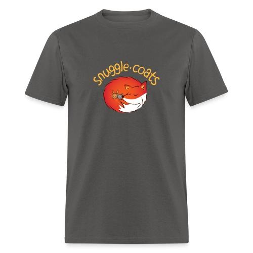 snugglecoats light png - Men's T-Shirt