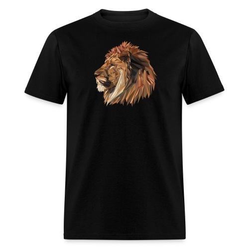 Abstract Lion - Men's T-Shirt