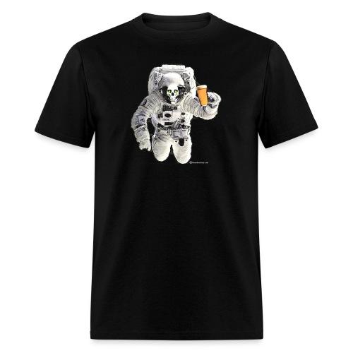 HOPSKULL Asronaut - Men's T-Shirt