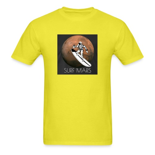 space surfer - Men's T-Shirt