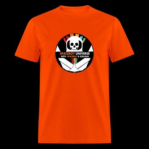 Spaceboy Universe Logo - Men's T-Shirt