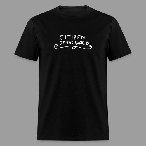 Citizen of the World - Men's T-Shirt
